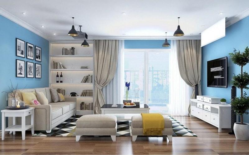 hướng dẫn cách chọn màu sơn nhà đẹp nhất cho gia đình bạn