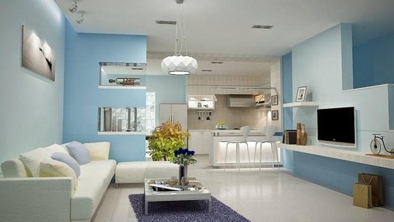 hướng dẫn cách chọn màu sơn nhà đẹp tại tphcm