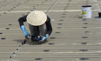 Dịch vụ chống dột mái tôn nhà ở uy tín nhất hiện nay