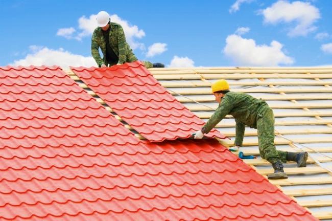 dịch vụ chống dột mái tôn chống nóng