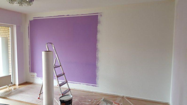 hướng dẫn cách tự sơn nhà
