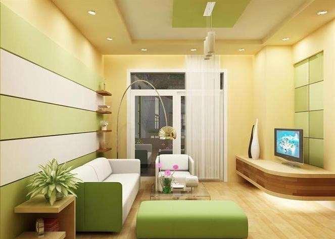 trần thạch cao đẹp và sang trọng cho phòng khách
