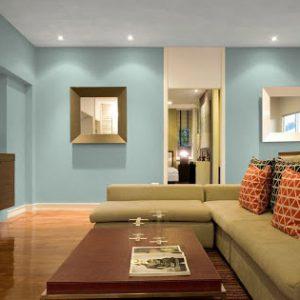 dịch vụ phối màu sơn nhà