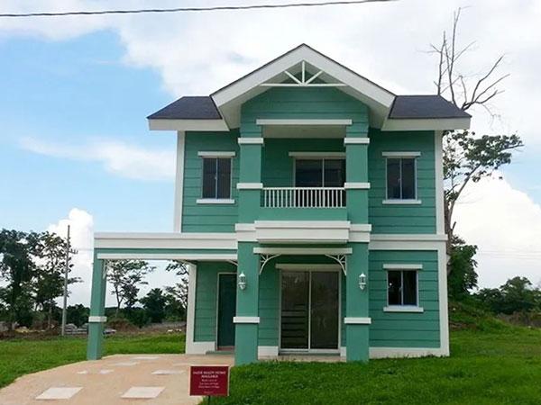 sơn nhà màu đẹp