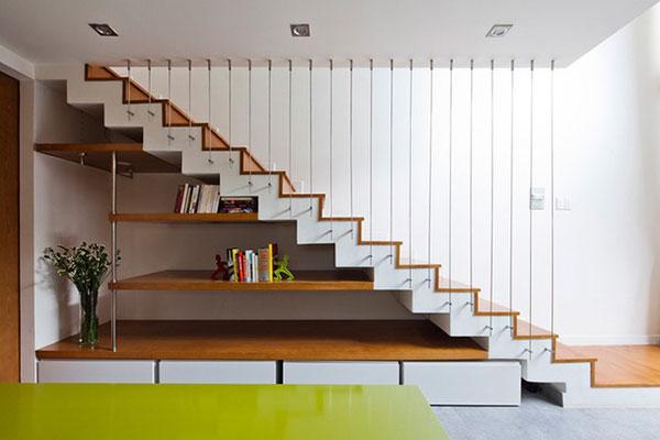 Vật liệu làm bậc cầu thang