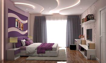 có nên làm trần thạch cao phòng ngủ