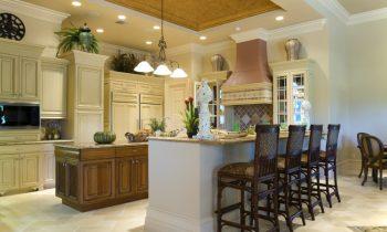 có nên làm trần thạch cao phòng bếp